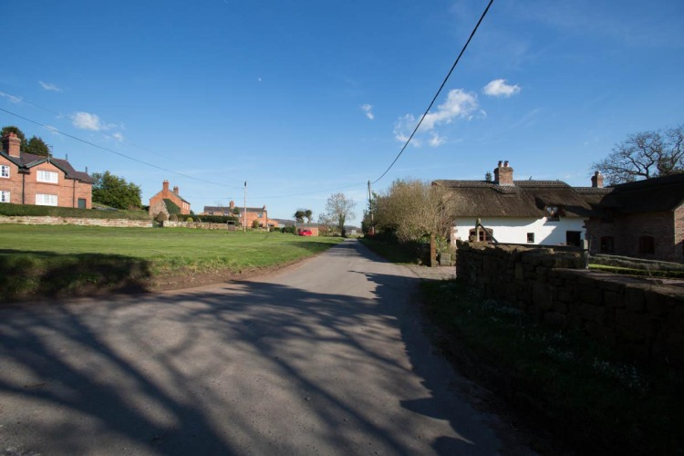 Village of Carden at Higher Carden lane.
